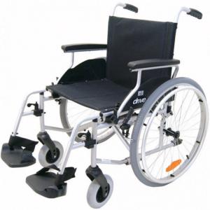 Rolstoel Riga (Drive Ecotec 2G) is een licht en wendbare rolstoel met vele instelmogelijkheden