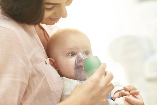 Accessoireset voor de vernevelaar Duo Baby van Omron