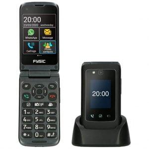Mobiele klaptelefoon F20 voor senioren
