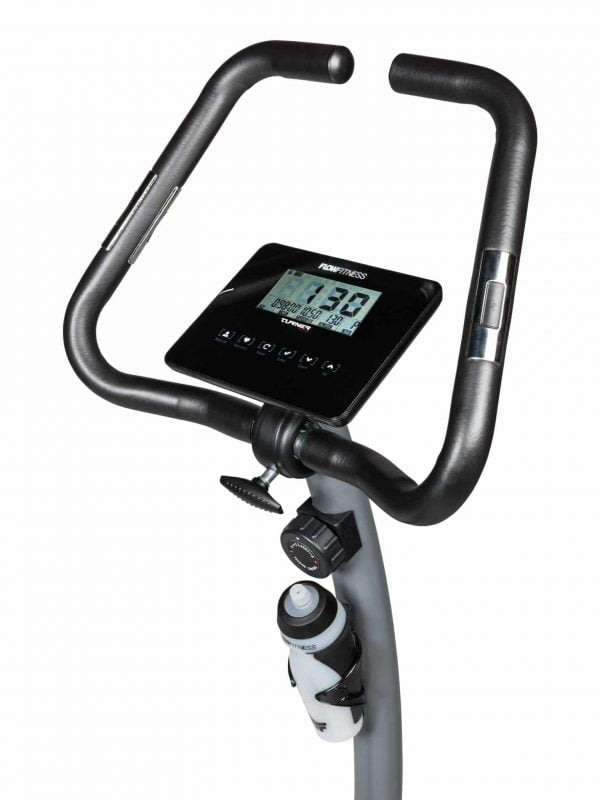 Hometrainer Turner DHT500 - Flow Fitness linkszijdig