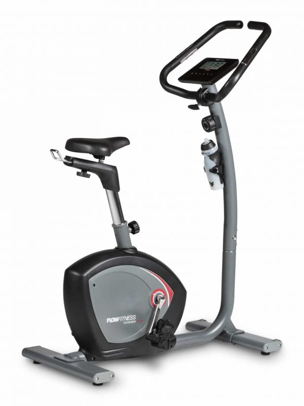 Hometrainer Turner DHT500 - Flow Fitness zijkant