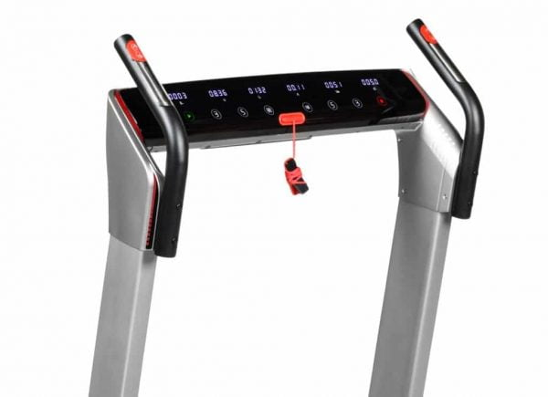 Loopband Runner DTM400i - Flow Fitness display
