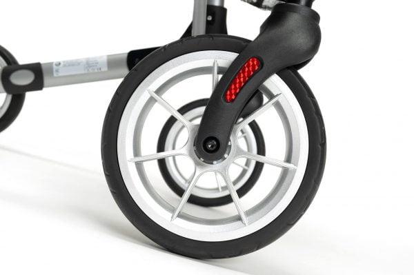 Rollator Quadri light wiel