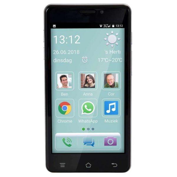 Smartphone 5 - Eenvoudige mobiele telefoon - Fysic F101