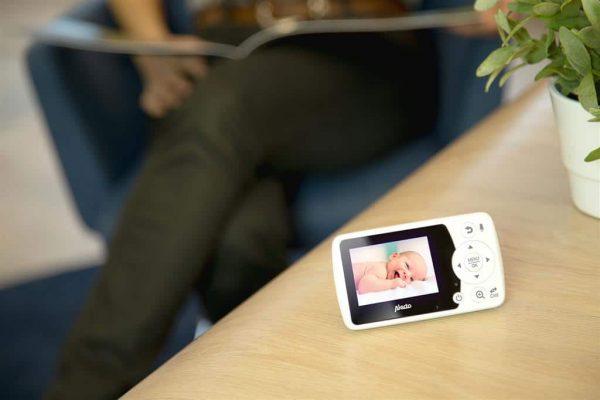 Alecto DVM 64 babyfoon met camera eenvoudig in de kamer