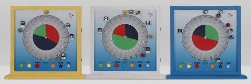 de-TCM-klok-in-verschillende-kleuren-leverbaar