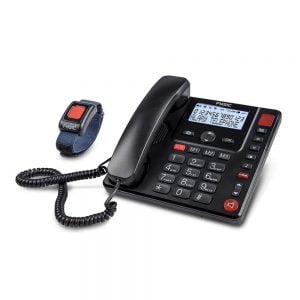 Telefoon - Fysic FX-3950 Alarm & comfort telefoon