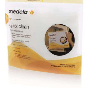 Medela QuickClean™ Magnetronzakken