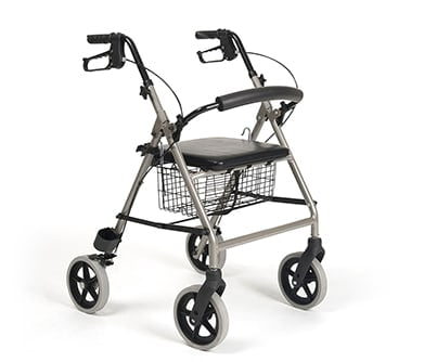 Lichtgewicht rollator Vermeiren model Eco Light 2