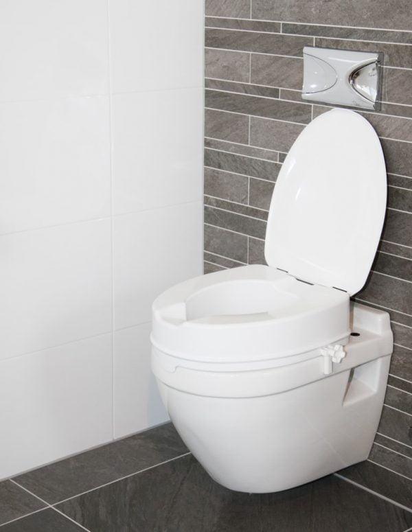 toiletverhoger atlantis 10 cm hoog met bril open