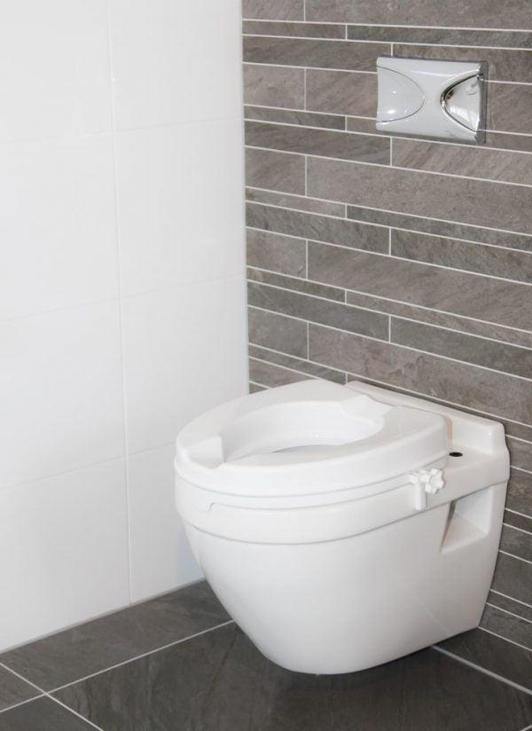 toiletverhoger zonder deksel merk atlantis cm hoog op toilet