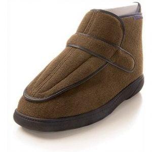 Verbandschoen Pulman New Comfort kleur bruin