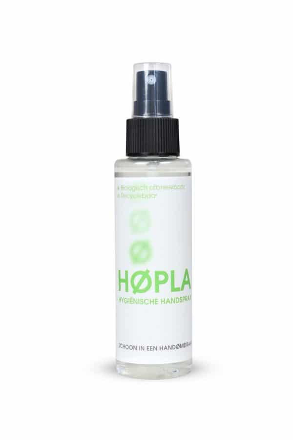 Hopla biologische afbreekbare handspray