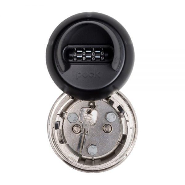 Puck veiligheidskluisje voor sleutel, eenvoudig te openen